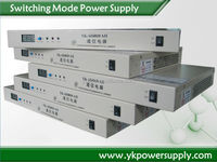 48Vdc Industrial power rectifier system for dc load and charge the battery