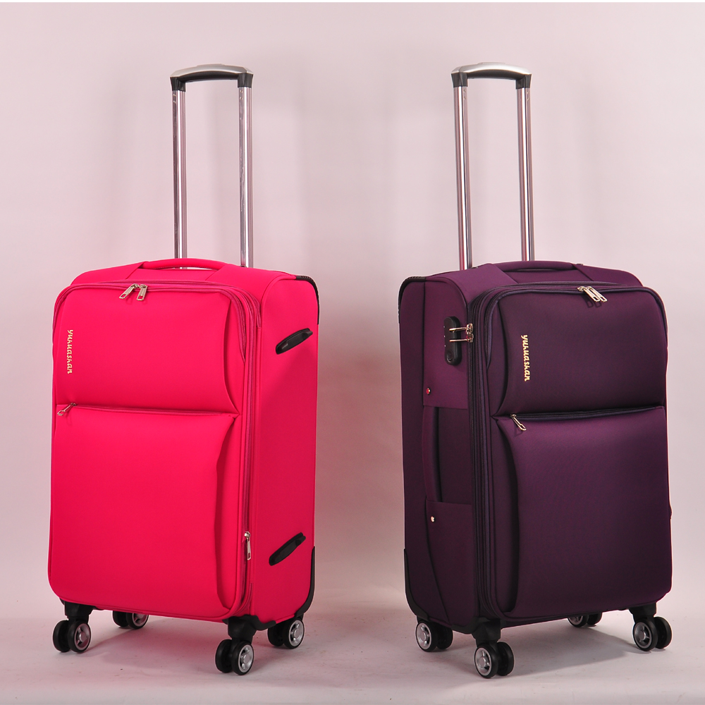 High quatity travel spinner luggage trolley