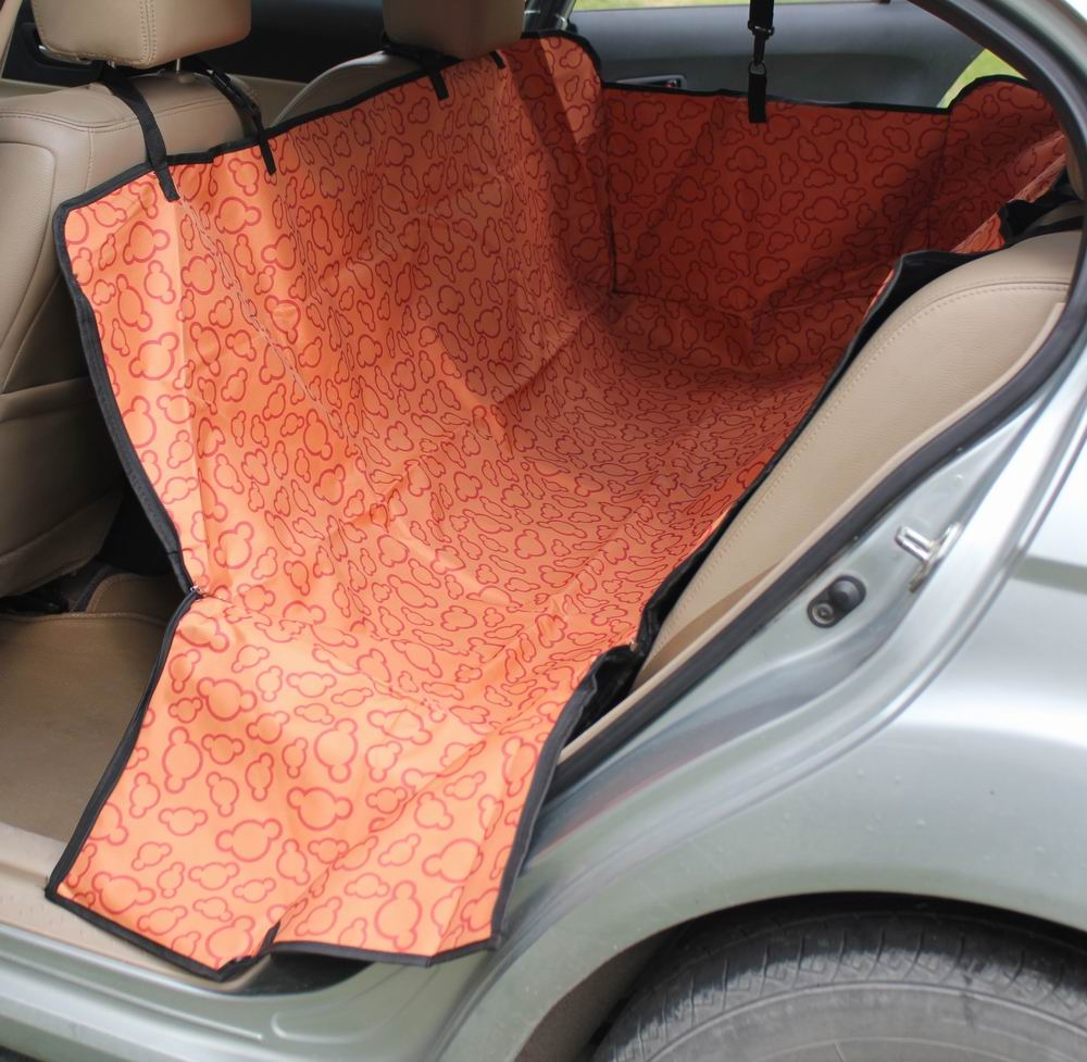 Professional manufacturer,pet car back seat pad waterproof at factory price