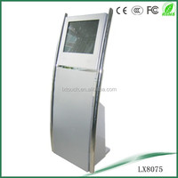 auto touch screen payment kiosk machine bill acceptor