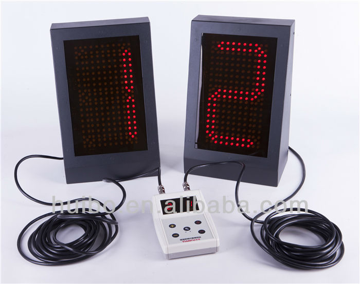LED display scoreboard supply digits portable basketball foul display scoreboard supply