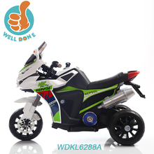three wheel tricycle electric with music and light WDKL6288A