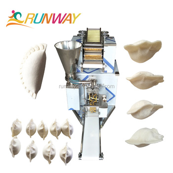 Small dumpling making machine empanada maker machine pierogi making machine