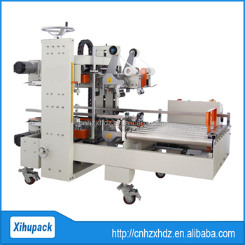 ZJFXJ-5050 Automatic Carton Edge Sealing Machine