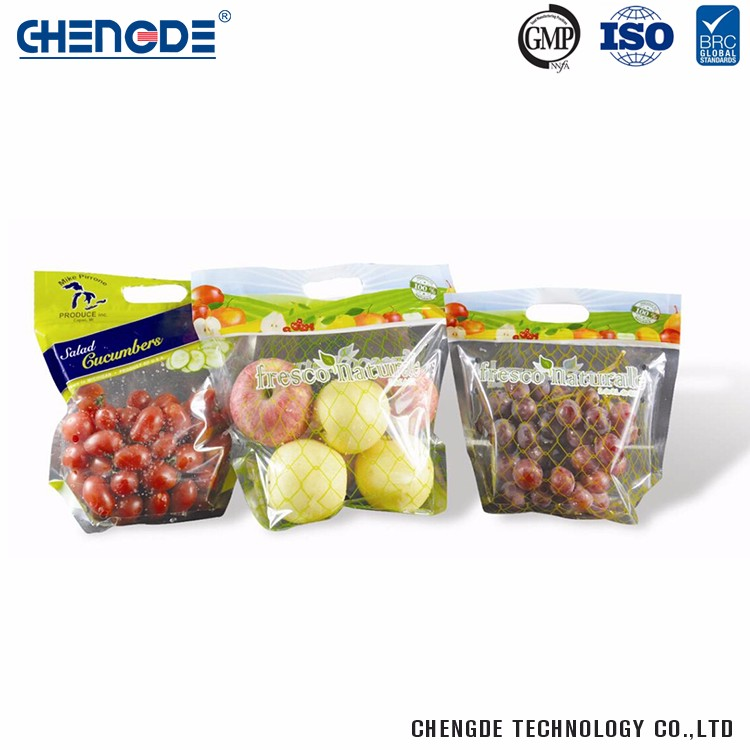 Fashion Design Custom Made Factory Direct Sale Plastic Packaging Bag For Dry Fruit