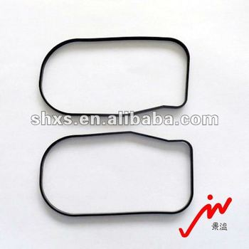 Molded Automobile Fitting Parts Rubber Part