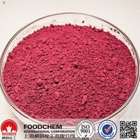 Red Yeast Rice Extract Powder Red