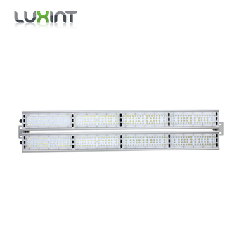 Industrial warehouse using 400w led linear high bay light fixture