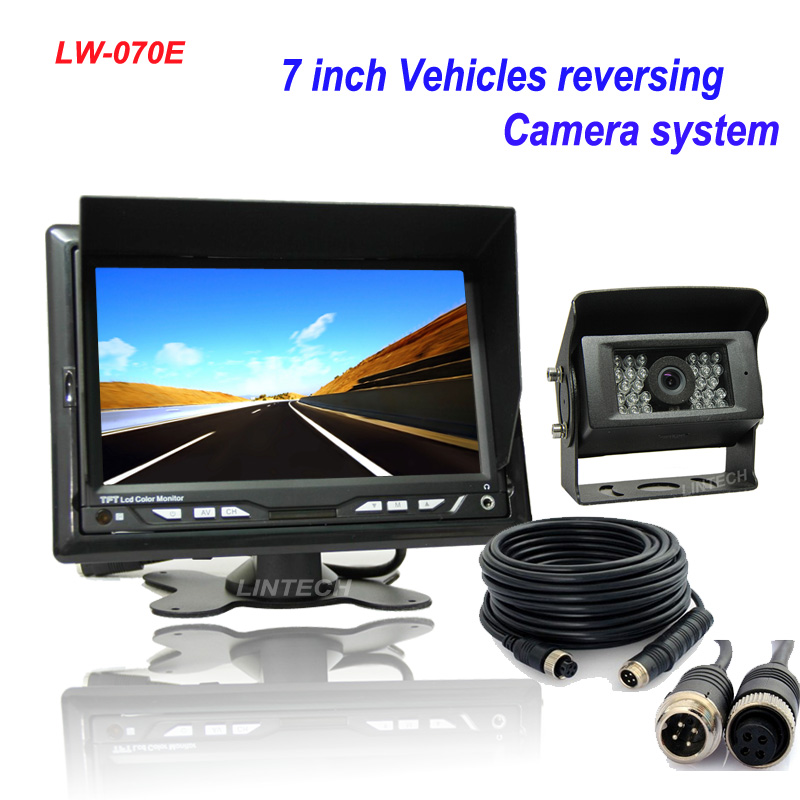 2014 best price waterproof IP69K camera/ car rear view camera system for bus