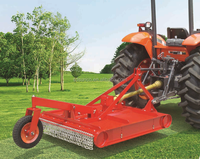 Heavy Duty Grass Slasher, PTO Driven, 3-point Linked
