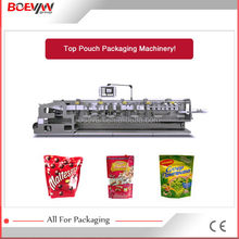 Good quality latest steamed buns packaging machines
