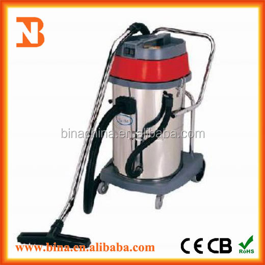Wet And Dry Function Industrial Vacuum Cleaner