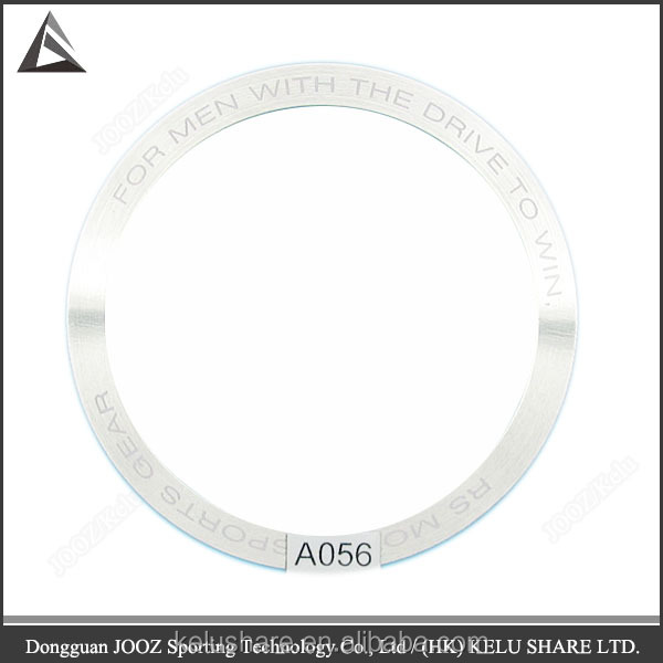 circular metal decoration for various products