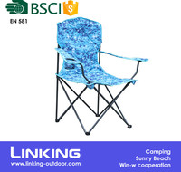 Different Color Portable Compact Folding Hot Sell Camping Chair Parts