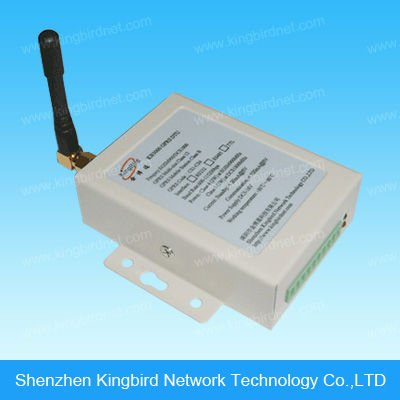 Industrial design GSM/GPRS modem for AMR/LED/POS control support RS232 RS485 ttl serial port