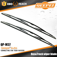 Best-selling universal screw type bus wiper blade design used wiper blade with screw hinge clip universal for classic wipers