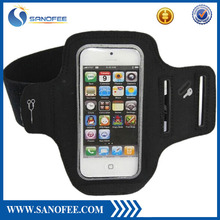 High quality protective gym running sports armband for otterboxing case