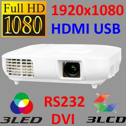 New Type 3LCD+3LED Data show Projector for Education/Office