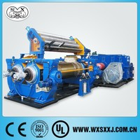 Rubber sheet machine/Rubber machine/Two roll mixing mill with open type