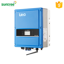 Three Phase 5000W Pure Sine Wave Inverter with 2 MPPT for Home Power System