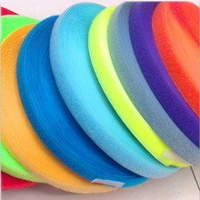 lemo Colorful Soft Double Sided Hook And Loop Strap Supplier