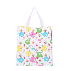 Guaranteed Quality Proper Price Promotion Foldable Non Woven Polypropylene Tote Gift Bag