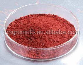 ultrafine red pigment CAS 1332-37-2 iron Oxide Fe2O3 powder