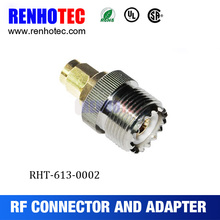 Uhf Female To Sma Male Adapter uhf Jack To Sma Plug Connector