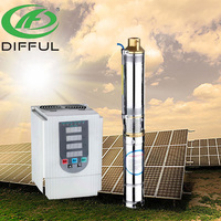 used submersible well pump dc solar submersible pump price