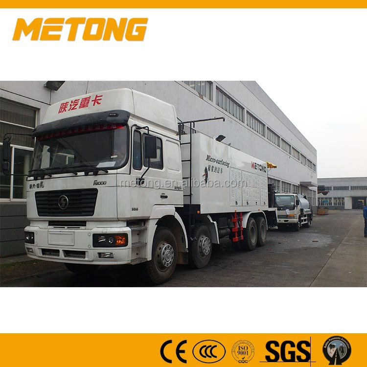 High End Good Quality Slurry seal paver Bitumen distributor truck