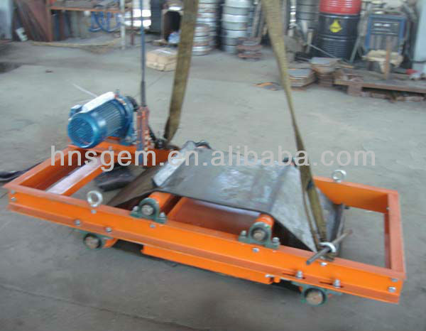Electromagnet for Conveyor for Separating Iron