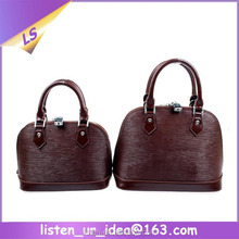 china supplier online shopping real leather women bags