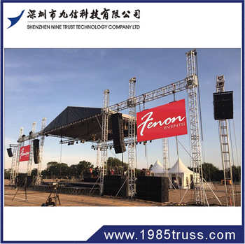 Aluminum truss display for exhibition/concert/opera/church supplier