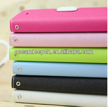 Bright color hot selling wallet case for iphone 5 mobile phone case whole alibaba products for 2013