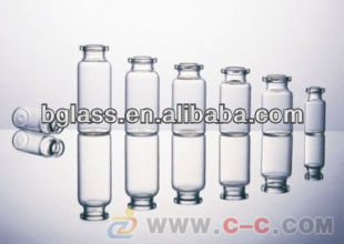 pharmaceutical glass vial tube