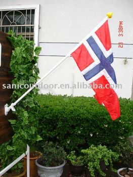Denmark flag/Denmark flag pole/Wall flag pole