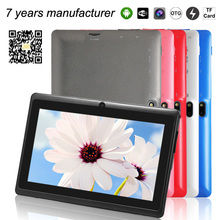 2014 china oem tablet 7 inch ATM 7021dual core android 4.2 mid support wifi and bluetooth 12 colors cheap digital photo frame