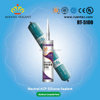 RT-5100 solar panels silicone sealant