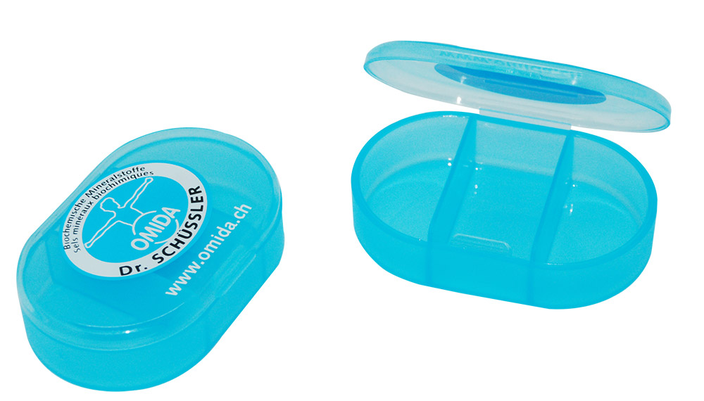 Best Quality Wholesale Weekly Pill Container 3 Compartment Plastic Mini Pill Box Safety Pill Cutter
