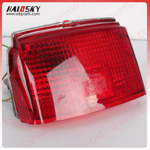 HAISSKY Motorcycle Parts Spare Motorcycle tail light for YAMAHA YBR 125