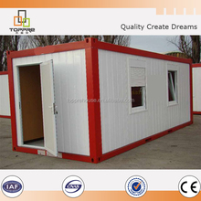 PU sandwich panel flat pack steel storage containers uk
