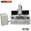 Stone engraving cnc machine used cabinet router 3d marble carving machining center for granite
