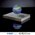 Book Base ABS Material Levitation promotional price World Map Globe