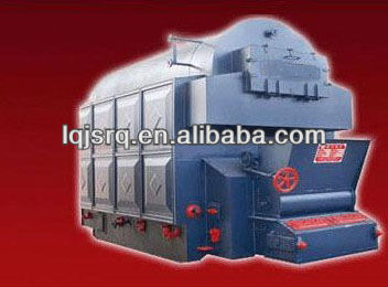 QXL-series new high-capacity compound circulating water-tube hot water boiler