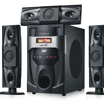 8 inch woofer high power multimedia speaker 3.1 ch home theater music system