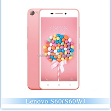 New Lenovo S60 S60W Snapdragon 410 Quad Core 4G LTE Smartphone 5.0 Inch 1280x720 13MP Android 4.4 Dual Sim amazon english