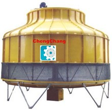 China industrial hybrid cooling tower pvc fills