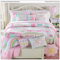 New Baby Character Single Twin Bedding Quilt Cover set 3 PCS