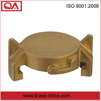 professional manufacturer heavy-duty brass hose end brass quick coupling
