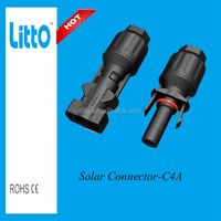 solar pv panel connector Solar PV cable glands ip67 Comply with Australian Standards connector MC4